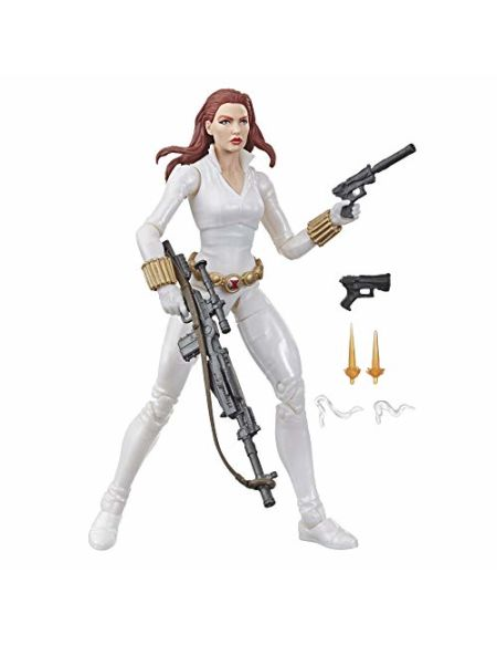 Marvel Legends Black Widow - Edition Collector - Figurine 15 cm Black Widow