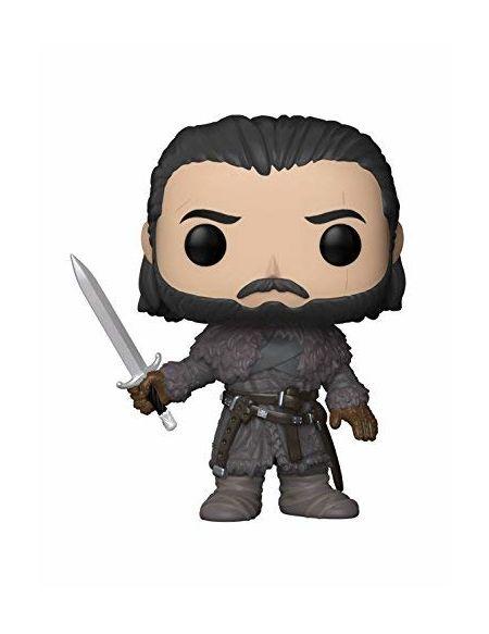 Figurine Pop! Game of Thrones - Jon Snow (Beyond the Wall)