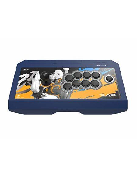 Manette Real Arcade Pro V Street Fighter pour Nintendo Switch - Chun-Li Edition