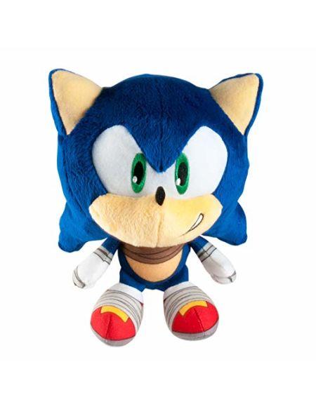 Sonic Boom Tête en Peluche