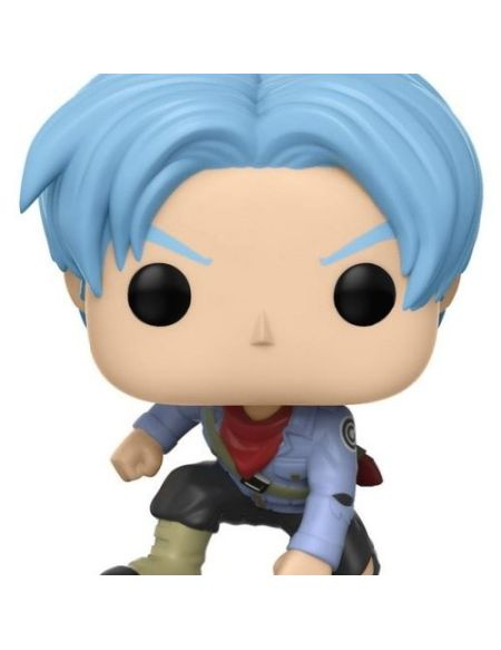 Figurine POP! #313 - Dragon Ball S - Future Trunks