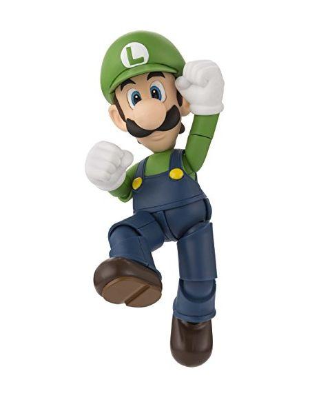Figurine - Super Mario - Luigi Sh Figuarts 11 cm