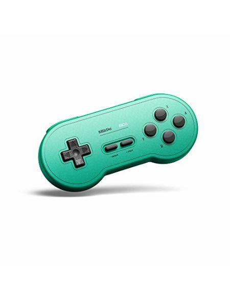 Manette de jeu SN30 GP SNES Edition - vert