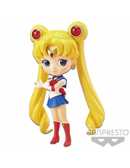 Banpresto- Sailor Moon Figurine, BAN85466, Multicouleur