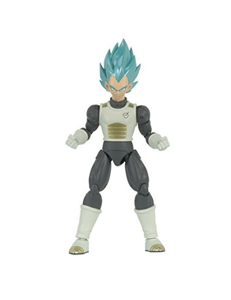 Bandai - Dragon Ball Super - Figurine Dragon Star 17 cm - Super Saiyan Blue Vegeta - 35865
