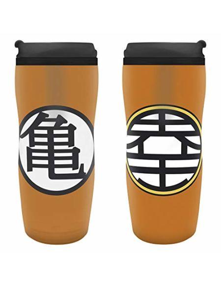 ABYstyle - Dragon Ball - Mug de Voyage Isotherme Kame