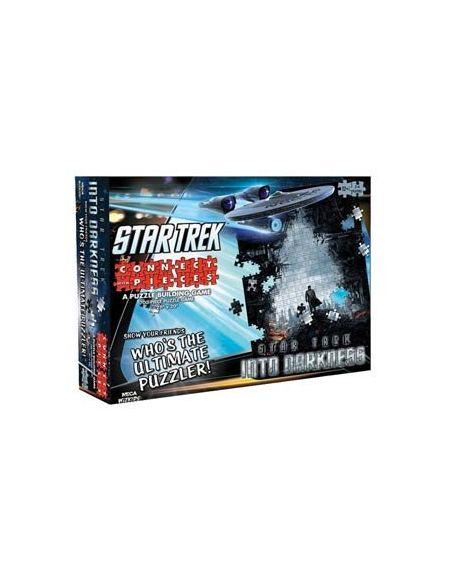 STAR TREK Into Darkness connecter avec pièces Puzzle