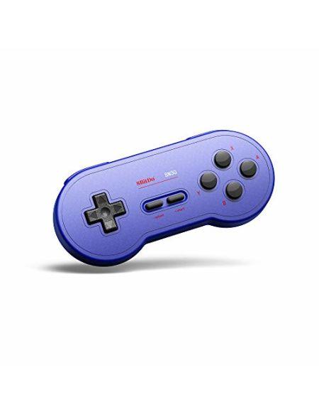 Manette de jeu SN30 GP SNES Edition - bleu