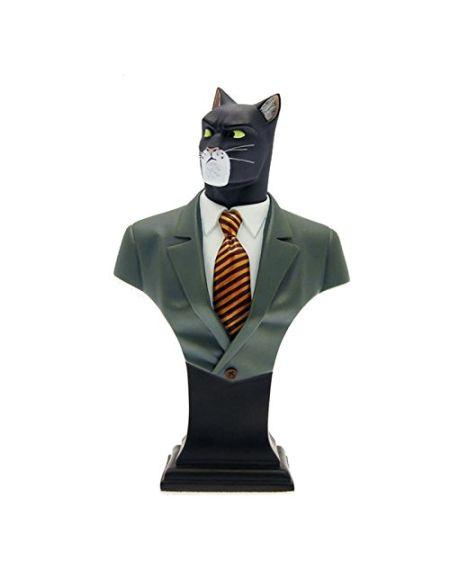 Attakus Collection- John Blacksad #2 Figurine de Collection, B425, Polychrome