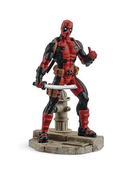 Schleich Marvel Heroes Figurine Deadpool, 21511