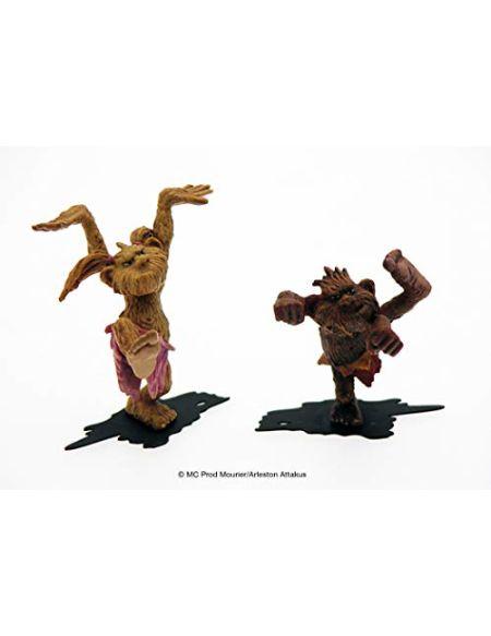 Attakus Collection- Gnondpom & Tyneth Figurine de Collection, C781, Polychrome