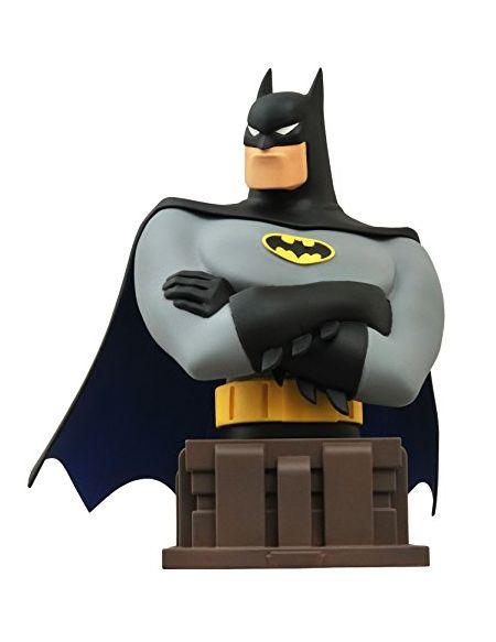 BATMAN Figurine Animated Series Bust (Multicolore)