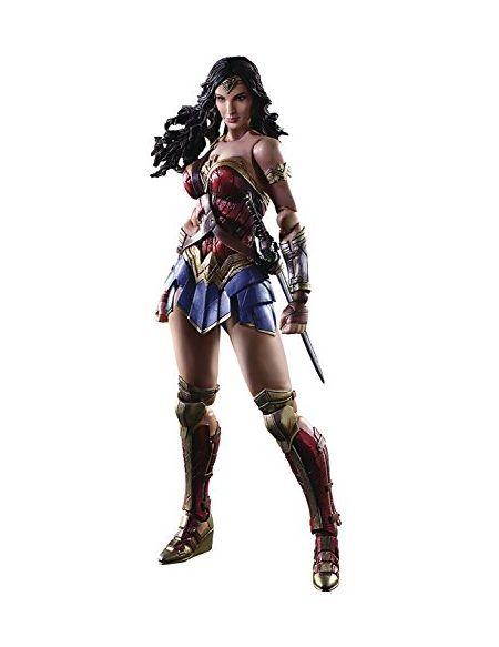 dc comics STL057363 Figurine Wonder Woman