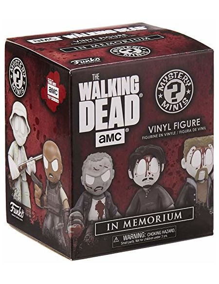 Funko Mystery Mini: Walking Dead S8 - in Memoriam (One Random Figure per Purchase)