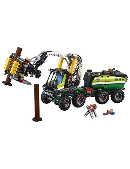 LEGO® Technic 42080 Power Functions Le camion forestier