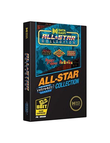Retro-Bit Data East All Star Collection - version PAL pour Nintendo NES