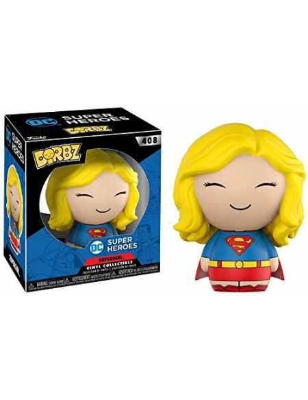 Funko- Dorbz: DC: Super Girl, 14674