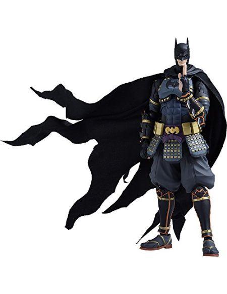 BATMAN Figurine Figma - Noir - Imprimé - 100 % Plastique - Livré dans Un Coffret Cadeau.