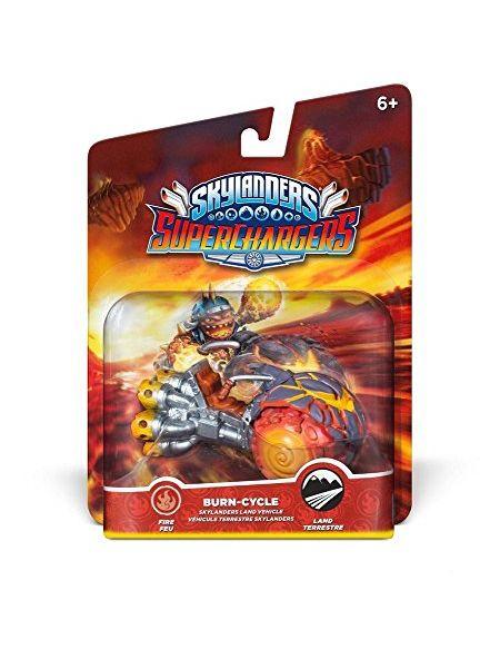 Figurine Skylanders : Superchargers - Burn Cycle