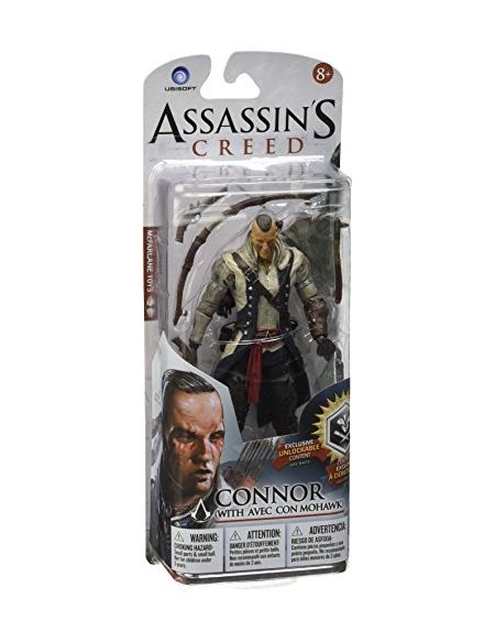 Figurine - Assassin's Creed - Connor (with Mohawk)