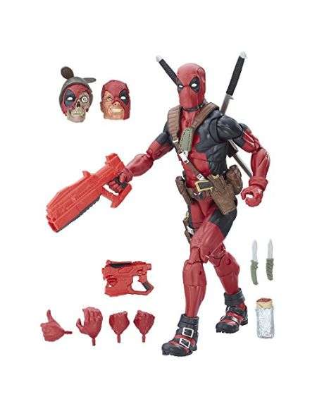 Marvel Avengers C1474 Legend - Figurine Deadpool Collector 30 cm