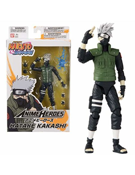 Figurine Anime Heroes Naruto Hatake Kakashi