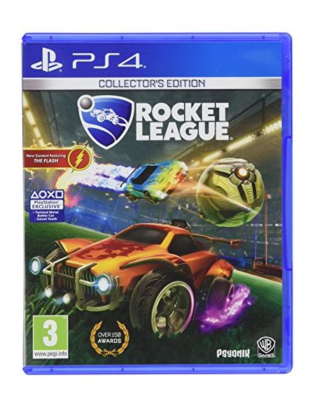 Rocket League Collectors Edition (Playstation 4) [UK IMPORT]