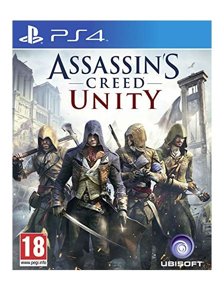 Assassin's Creed Unity [import europe]