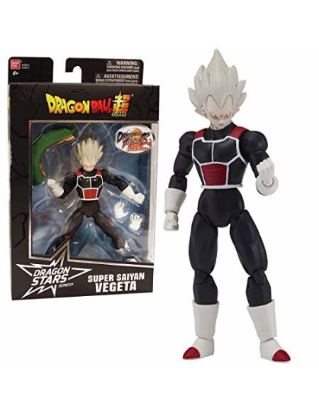 BANDAI Ball Fighter Z-Figurine Dragon Star 17 cm-Vegeta, 35912
