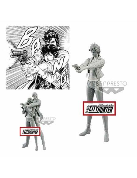 Figurine - City Hunter (Nicky Larson) - Creator X Creator - Kaori Makimura 18 cm