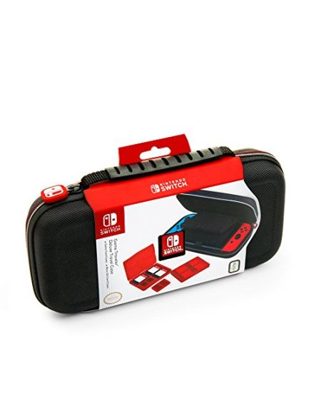 Bigben Interactive Deluxe Travel Case Rangement Console Compatible:Nintendo Switch