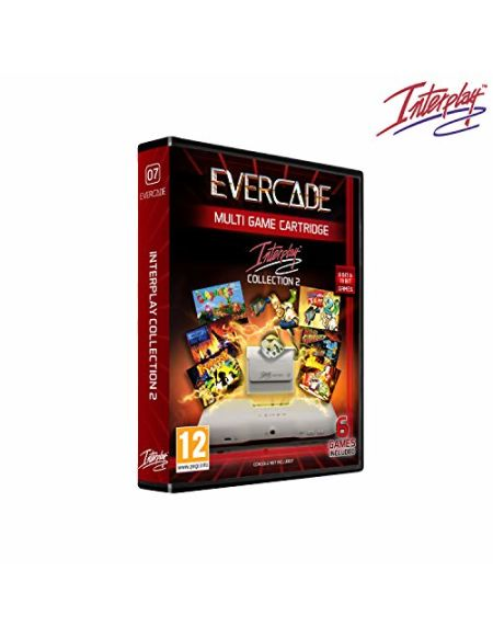 Blaze Evercade Inter Play Cartridge 2