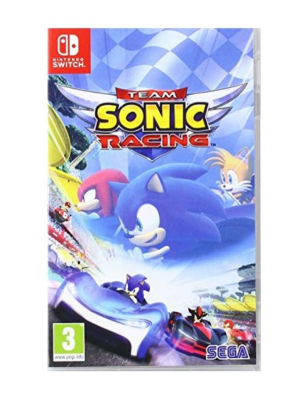 Team Sonic Racing pour Nintendo Switch