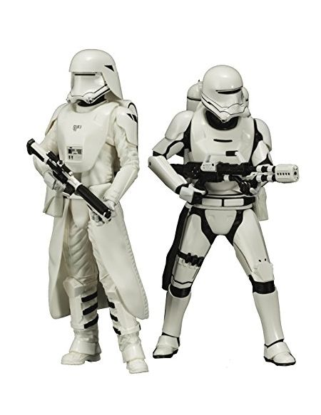 Star Wars Kotobukiya First Order Snowtrooper & Flametrooper