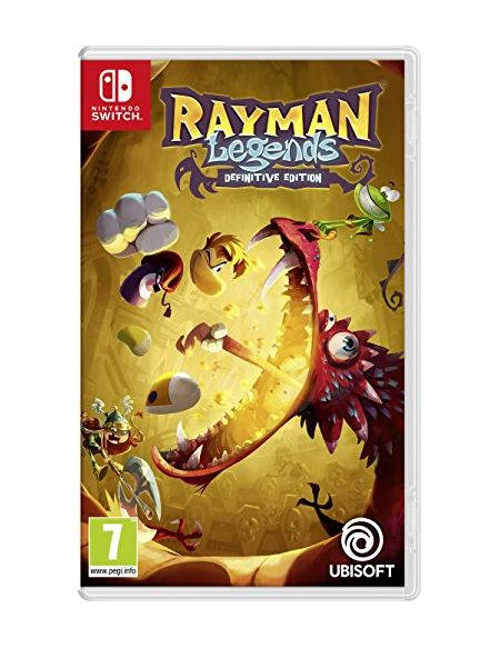 Rayman Legends Definitive Edition (Switch)