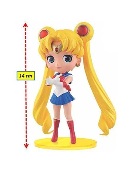 Banpresto Figurine Q Pocket Sailor Moon, 3296580316984, 14cm