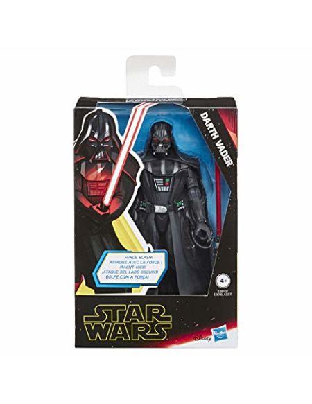 Star Wars Galaxy Of Adventures - Figurine Dark Vador de 12,5 cm