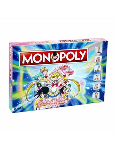 Sailor Moon Monopoly Jeu de société