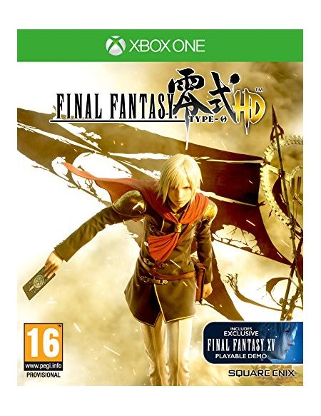 Final Fantasy Type 0 HD [import anglais]
