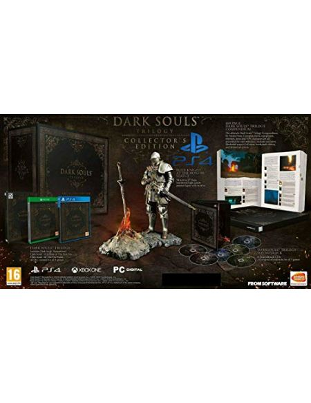 Dark Souls Trilogy Collector pour Xbox One