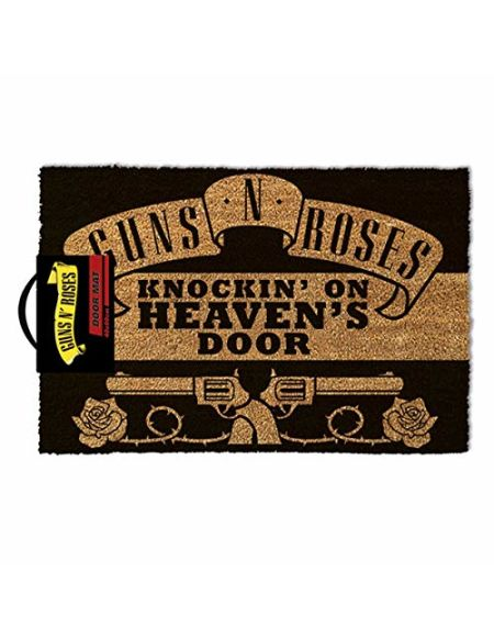 Guns N Roses GP85164 Paillasson Multicolore 40 x 60 x 1,5 cm