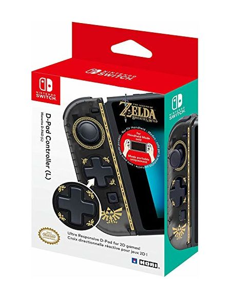 Manette D-Pad Zelda