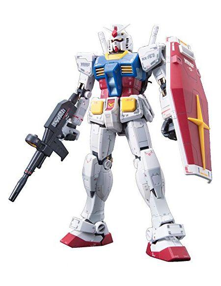 Bandai - # 01Rx-78-2 - Gundam 1/144, Real Grade