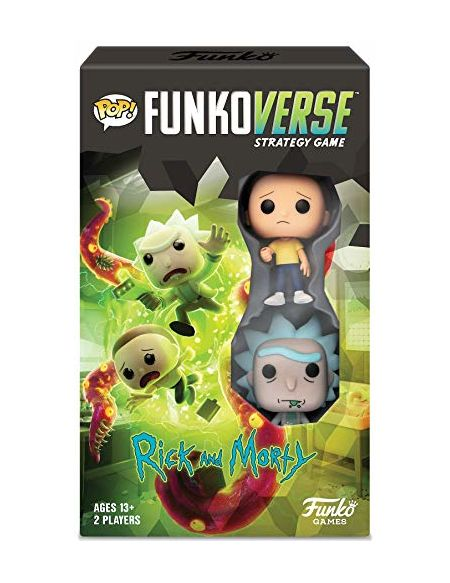 Funko Pop! FUNKOVERSE Strategy Game: Rick & Morty - 101 Expandalone