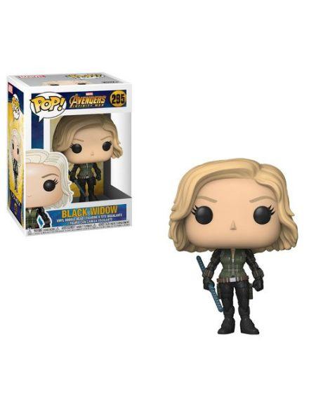 Figurine POP! #295 - Avengers Infinity War - Black Widow