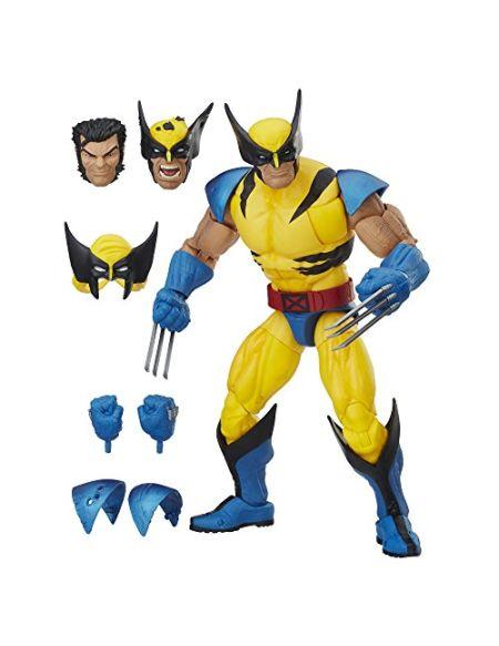Marvel Avengers Marvel Heroes Legend Figurine Wolverine Collector 30 cm, E0493