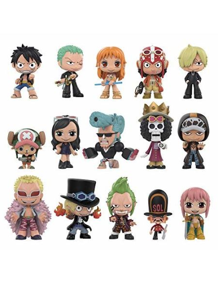 Funko Mystery Mini: One Piece (One Random Figure per Purchase)