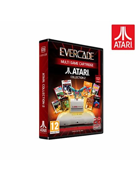 Blaze Evercade Atari Cartridge 2
