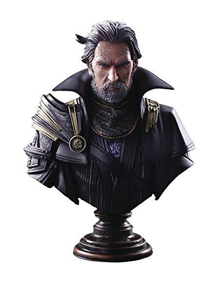Final Fantasy Xff15zzz13Kingsglaive Regis maçonnique Burin Statique Arts Tour de Poitrine