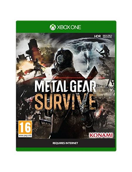 Metal Gear: Survive (Xbox One) (New)